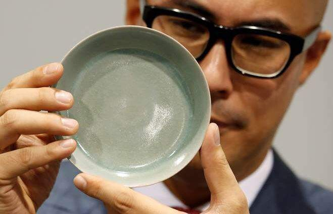 377m Chinese Bowl Breaks Porcelain Auction Sale Record Verdict