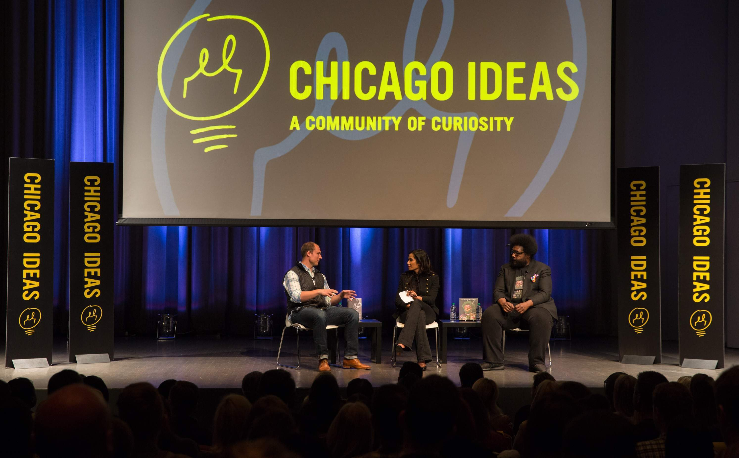 Chicago Ideas Week: Inspirational and interesting talks from previous speakers