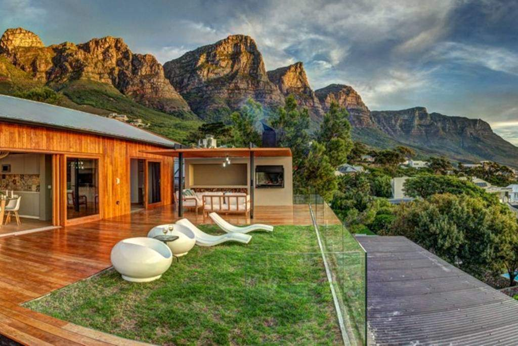 Most luxurious Airbnbs