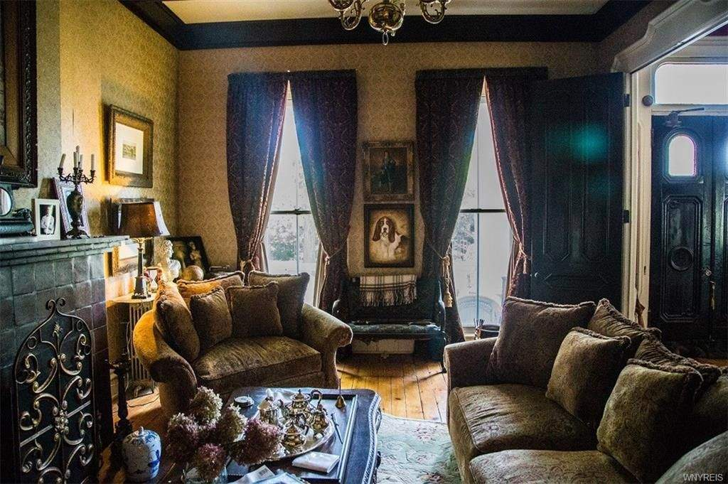 Haunted houses for sale - Verdict