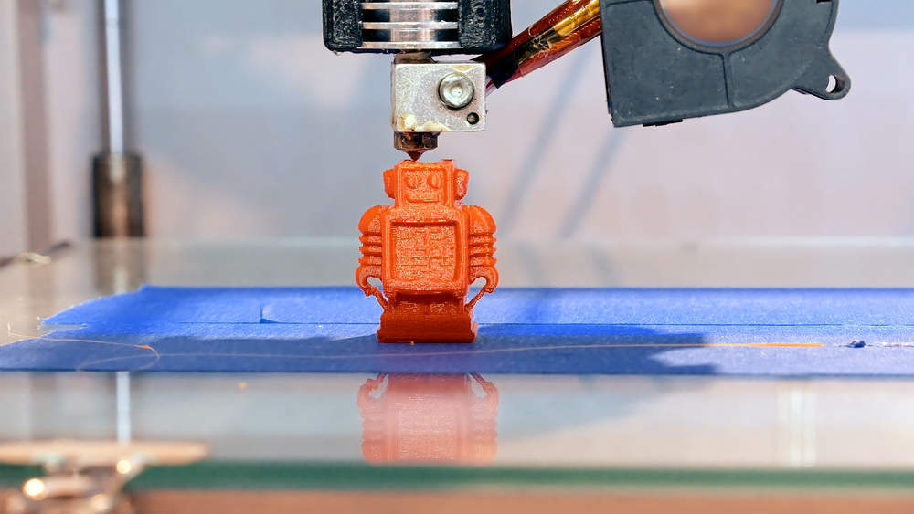 3D printing could be a big problem for international trade