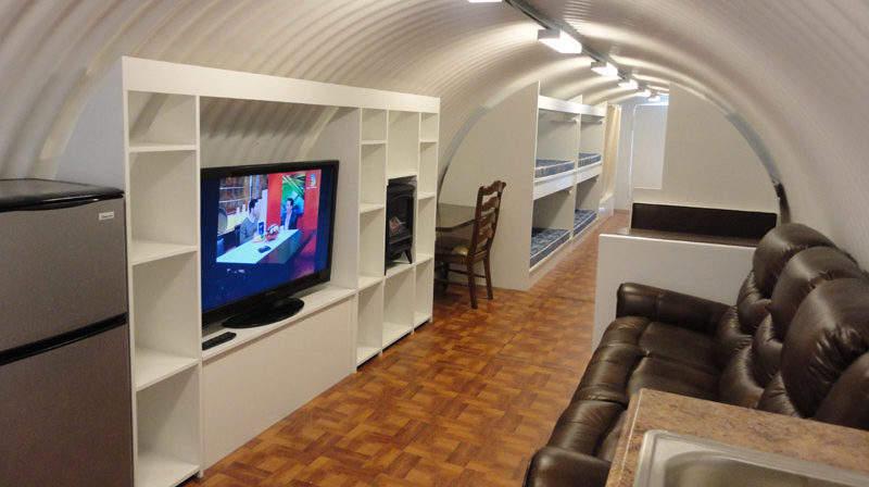 Luxury bunkers - Verdict