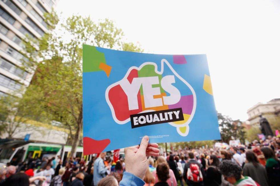 Australia marriage equality - Verdict