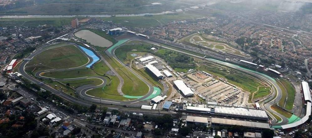 Brazil grand prix weather - verdict