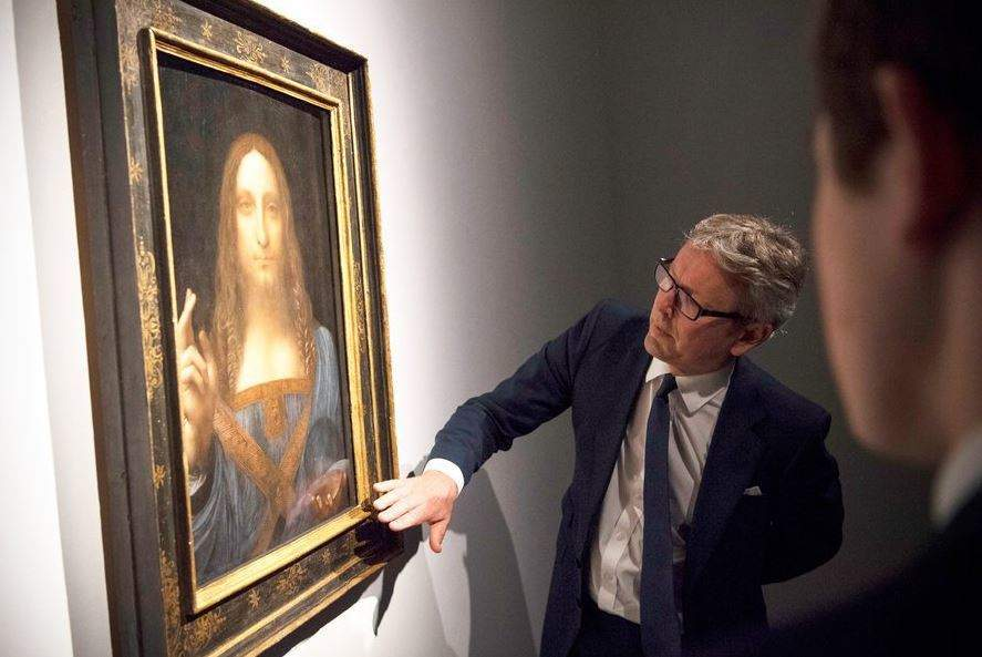 Christie's Salvator Mundi - Verdict