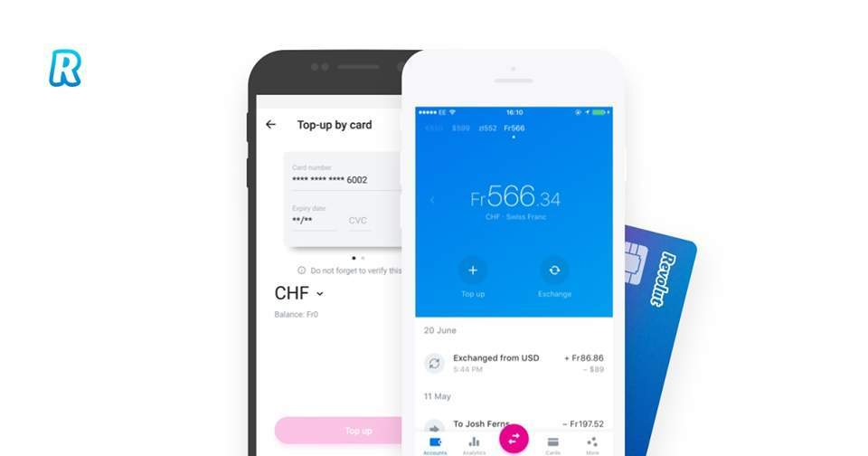 Challenger bank Revolut is going for a European banking