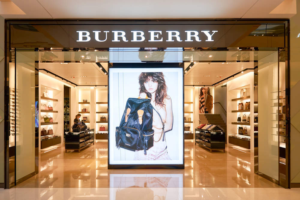 40f6dce410a7 Investors aren t confident about Burberry s turnaround plans