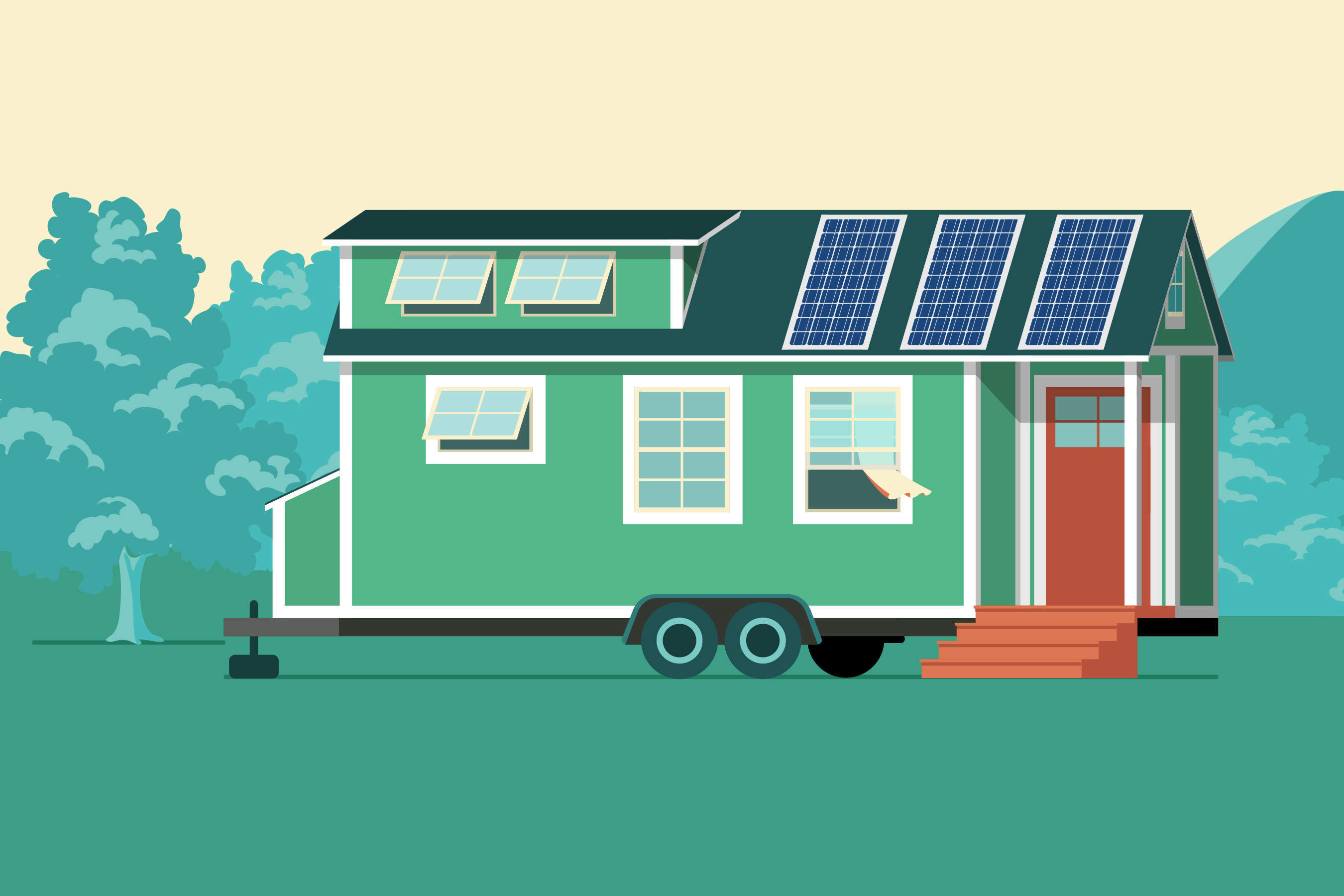 Video: Can tiny homes stop the housing crisis?