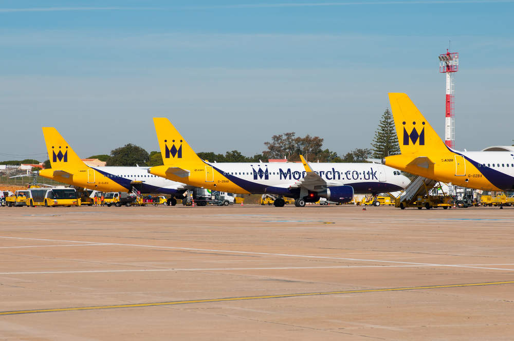 UK High Court blocks Monarch from selling its runway slots. What now?