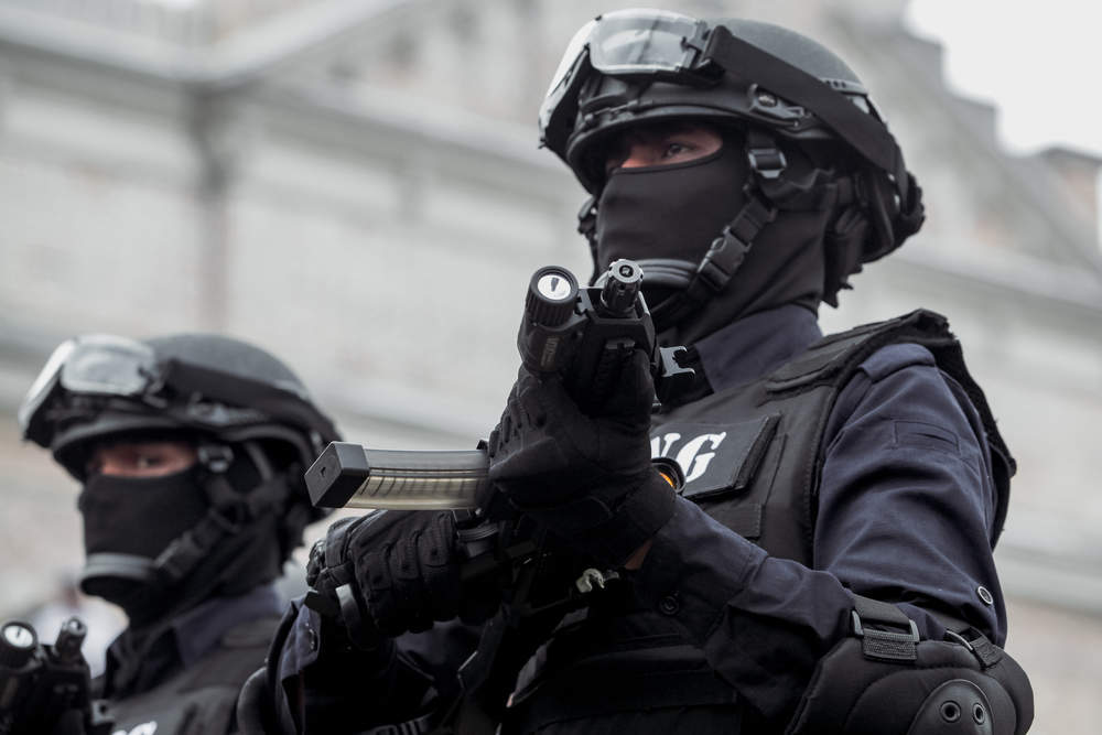 French counter terrorism operation arrests ten in France and Switzerland
