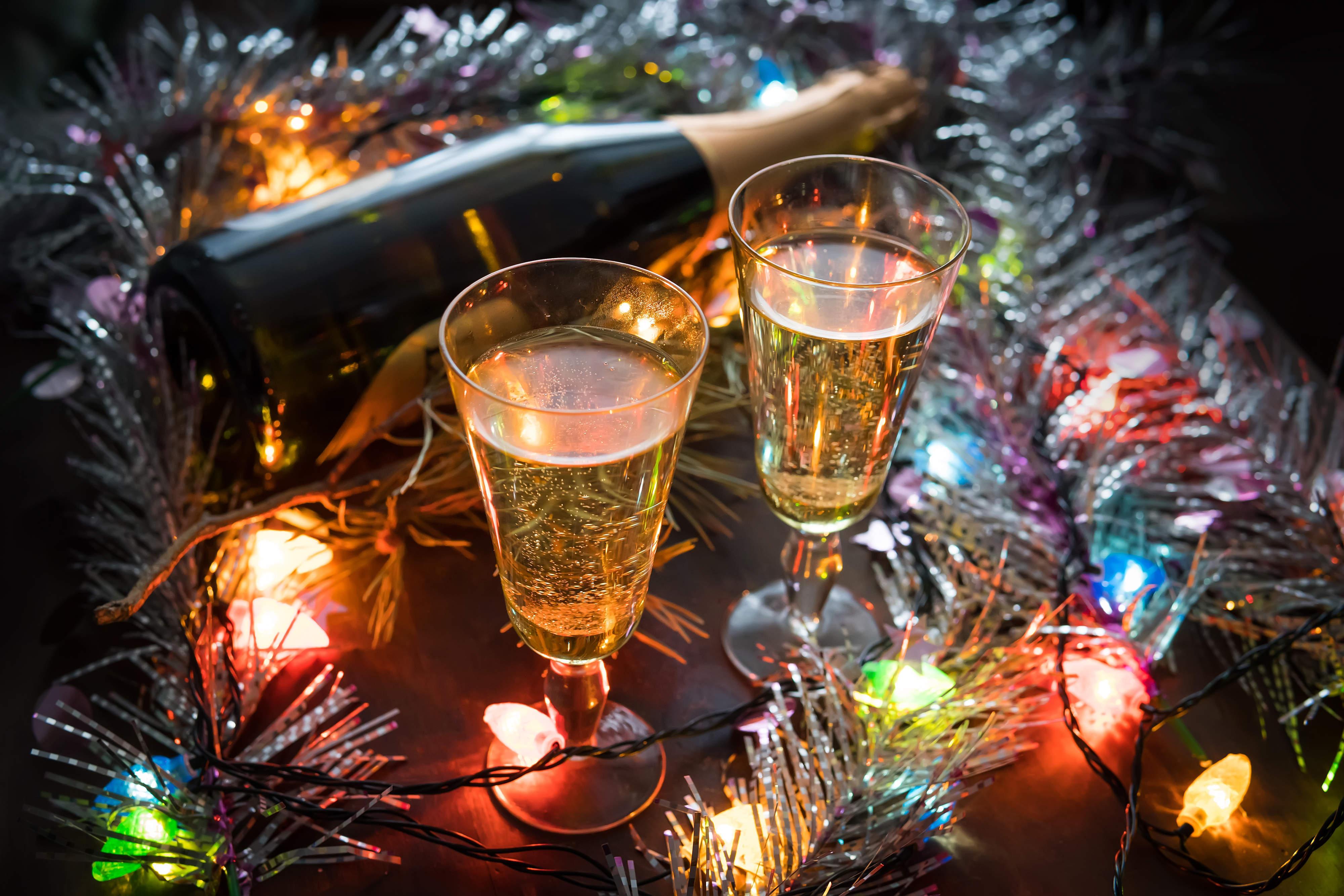 Luxury Christmas tipples to enjoy this festive season
