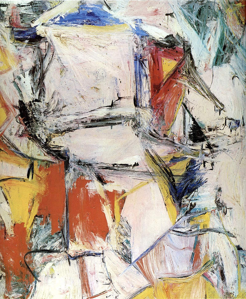 Interchange Willem de Kooning - Verdict