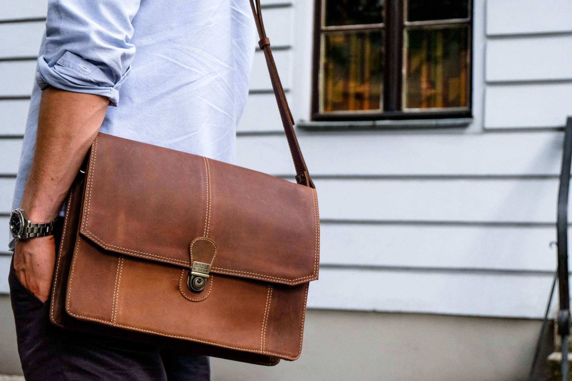 This luxury leather bag startup is working on a better future for Pakistan