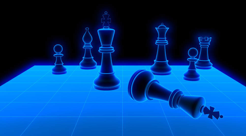 How did Google's AlphaZero manage to beat the highest rated chess engine in the world?