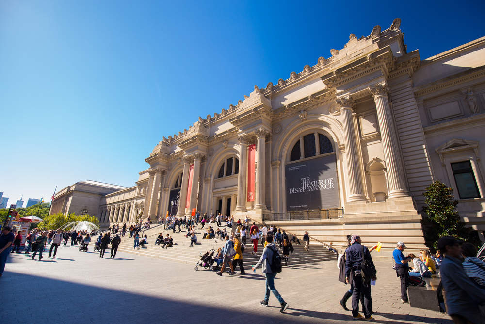 New York's Metropolitan Museum of Art is refusing to remove an offensive painting