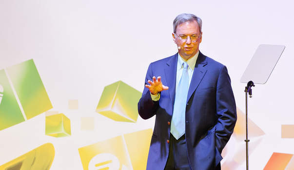 Eric Schmidt has stepped aside at Google — here's how he changed search