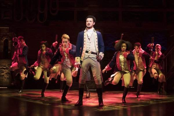 Hamilton London ticket prices