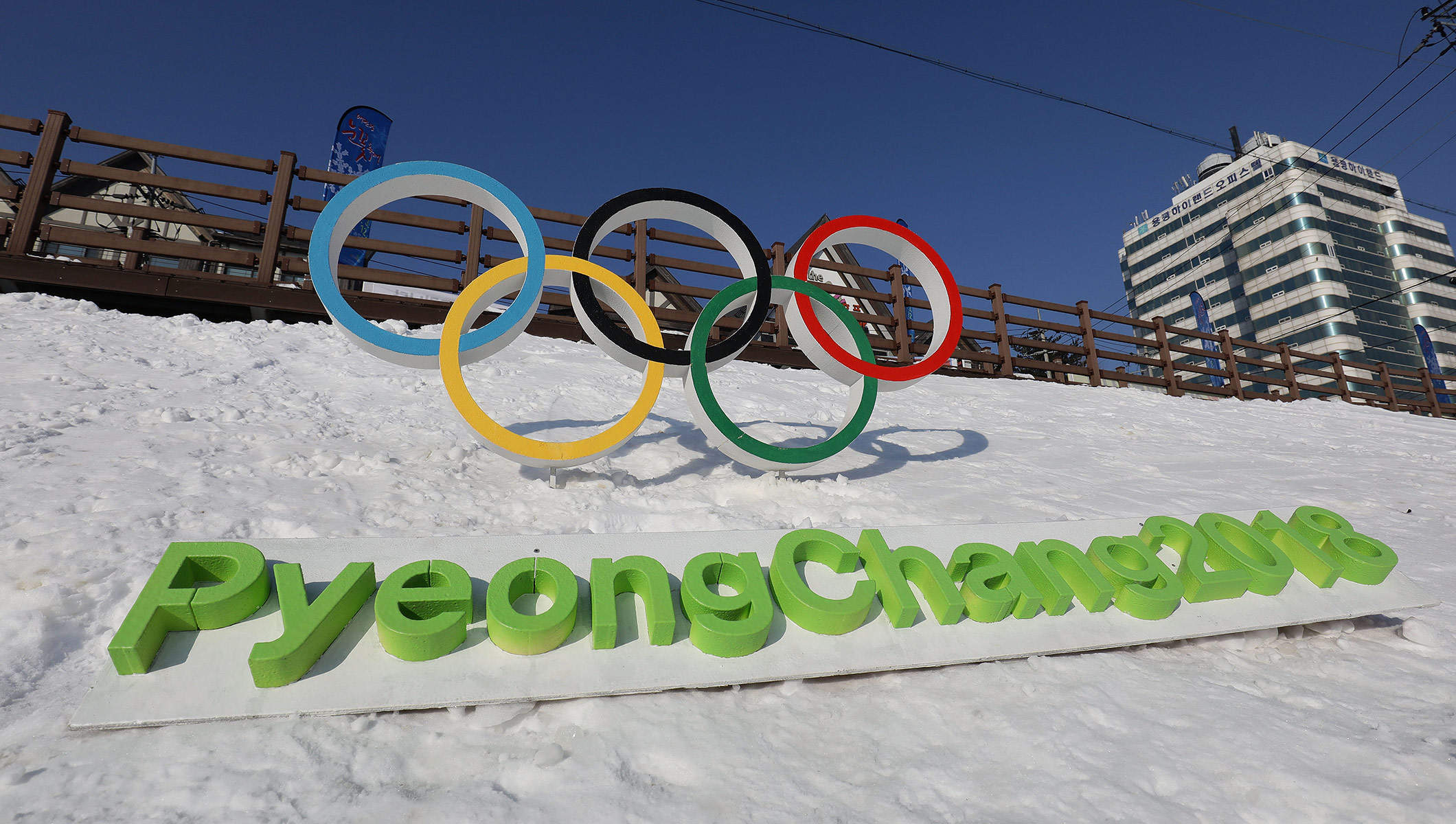PyeongChang 2018 Olympic Winter Games: these are the companies that help make the Olympics happen