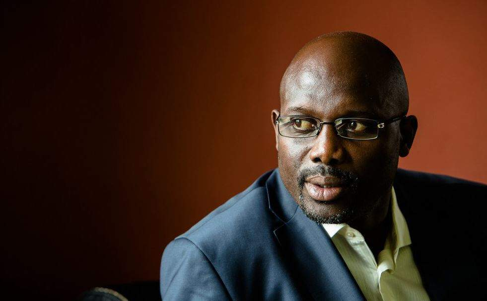 George Weah sports and politics - verdict