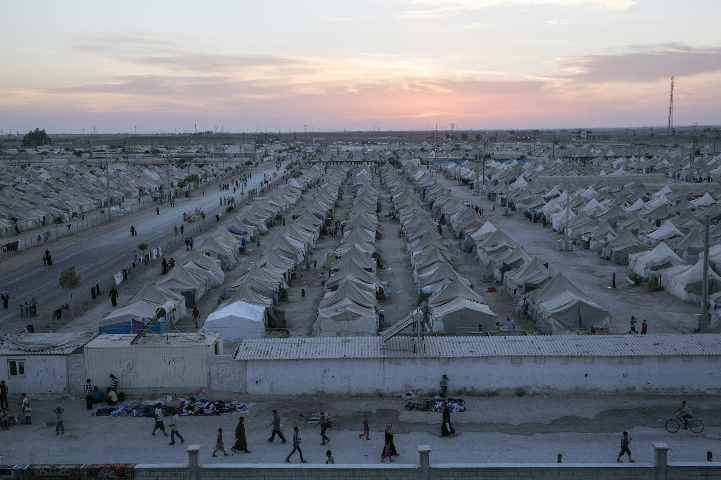 Forget tech for refugees, this is how technology is empowering refugees
