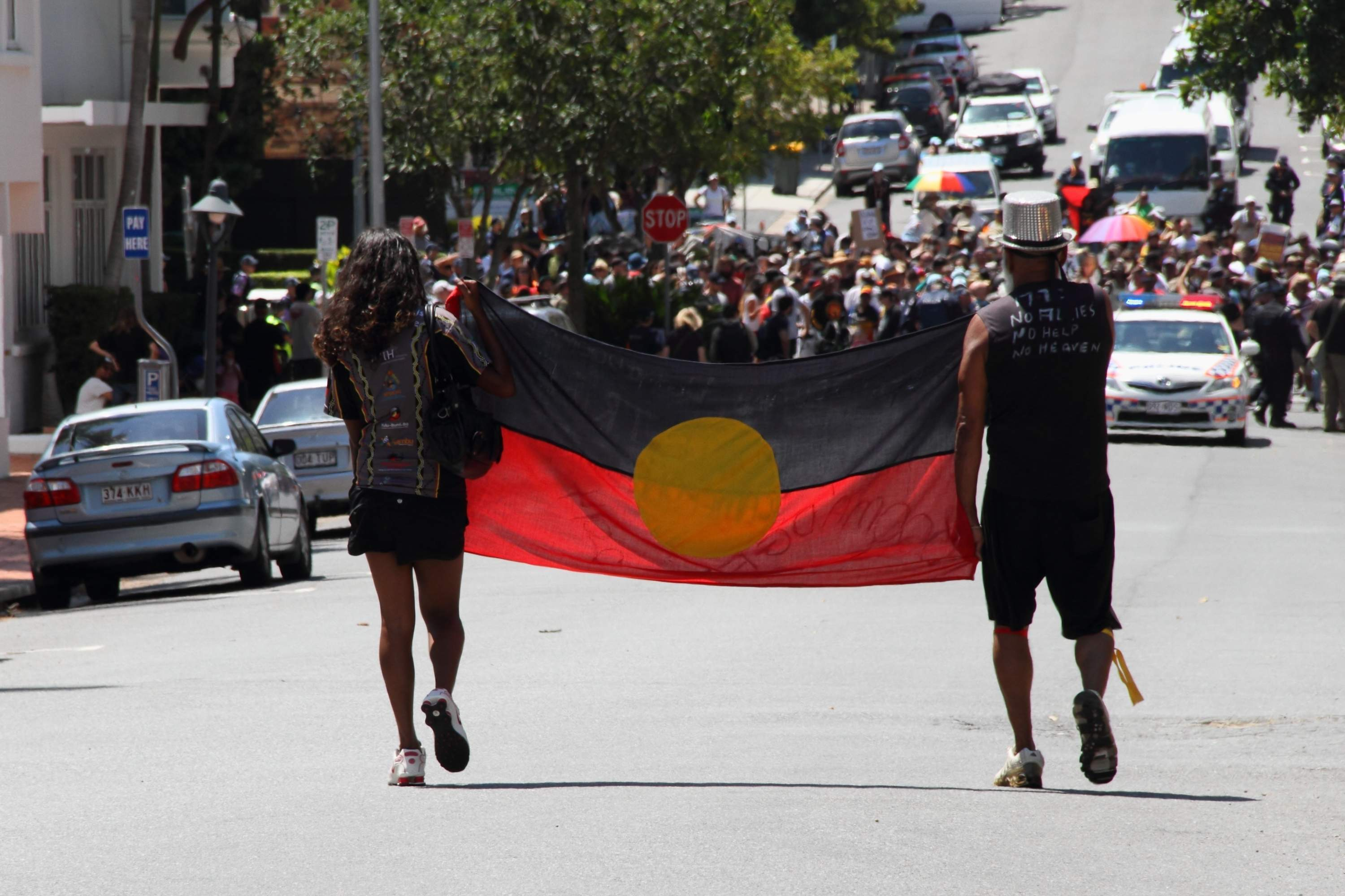Australia Day: birth of a nation or the start of two centuries of persecution?