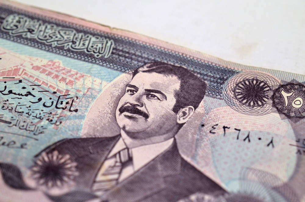 Saddam Hussein book