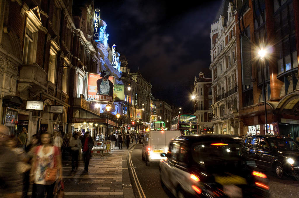 London's West End is booming after a record-breaking year