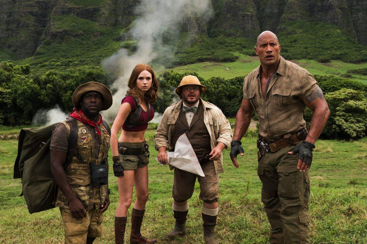 Jumanji Box Office
