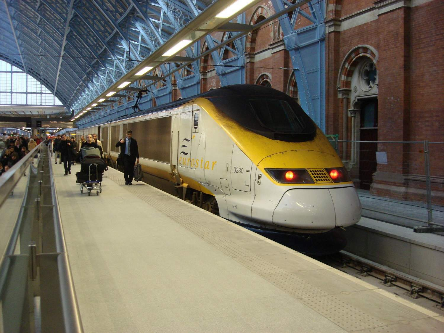 Eurostar's new London-Amsterdam line and the future of rail