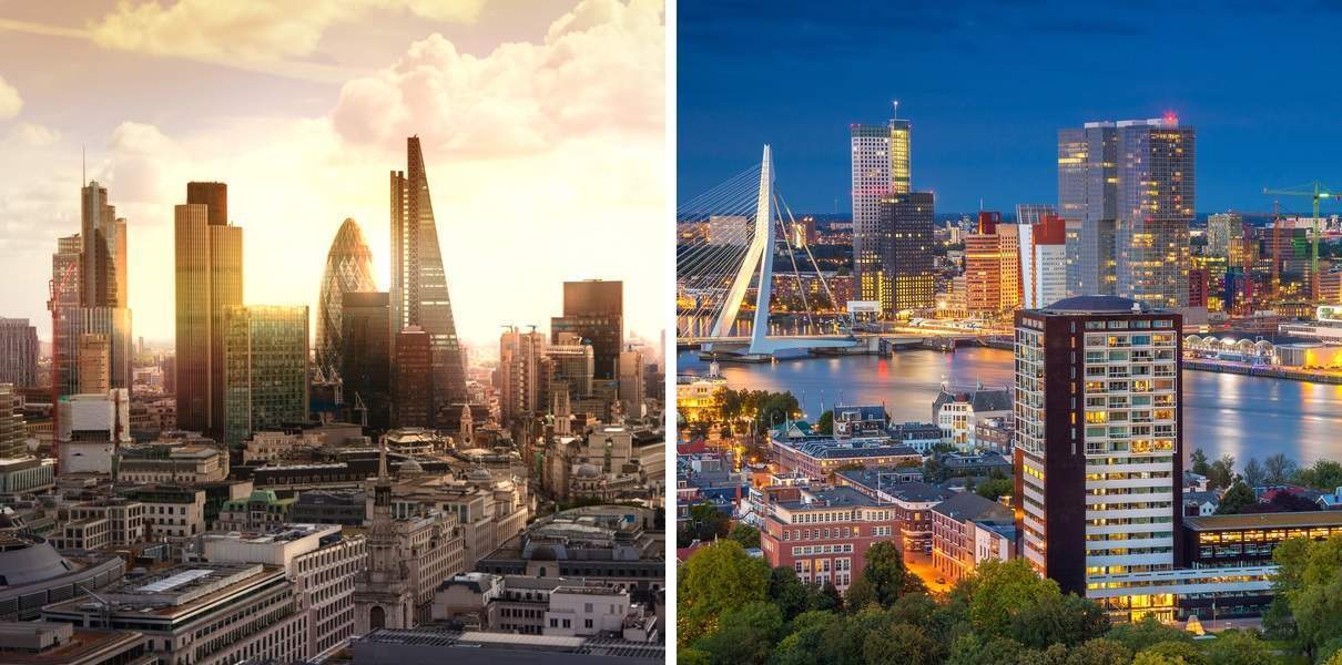 London vs Rotterdam - Verdict