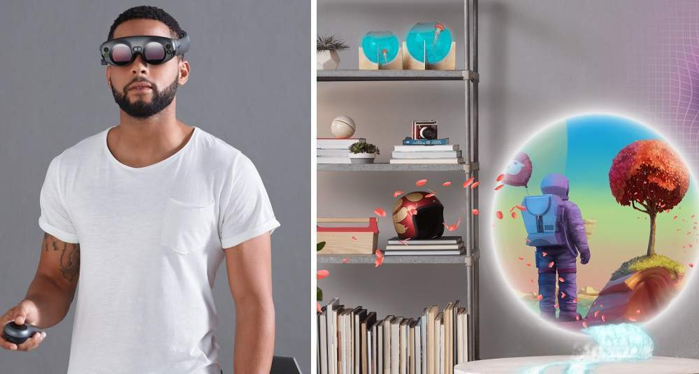 Saudi Magic Leap