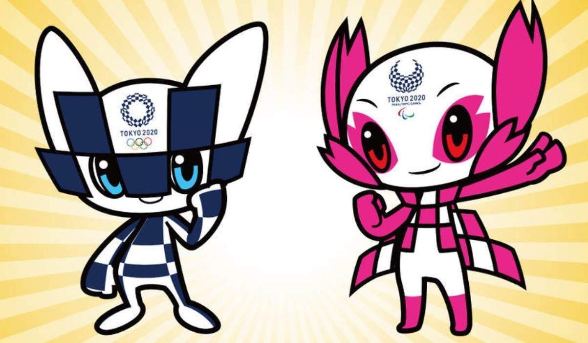 Tokyo Paralympics 2020 mascot