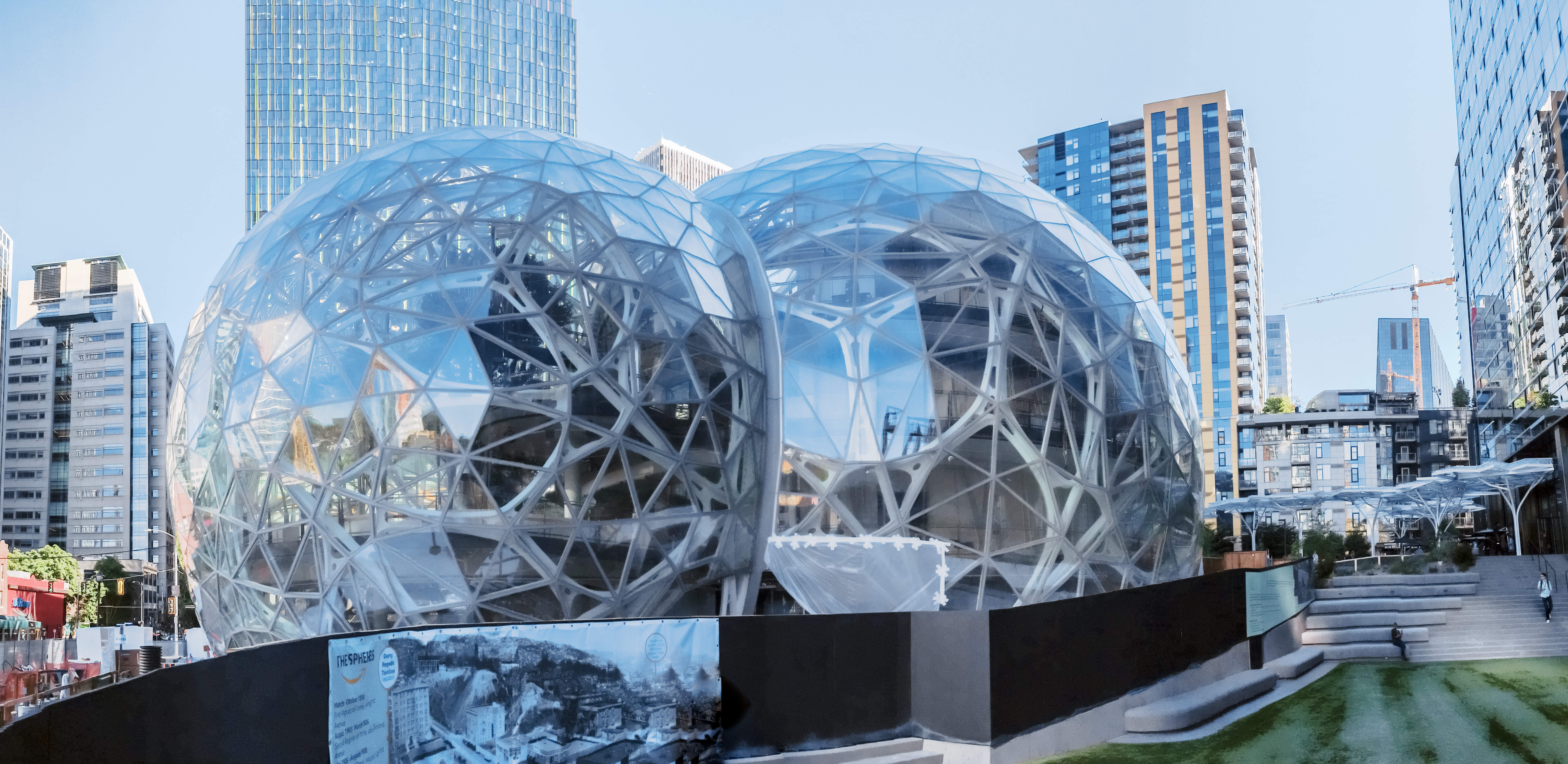 Business or pleasure? The world's most unusual office spaces