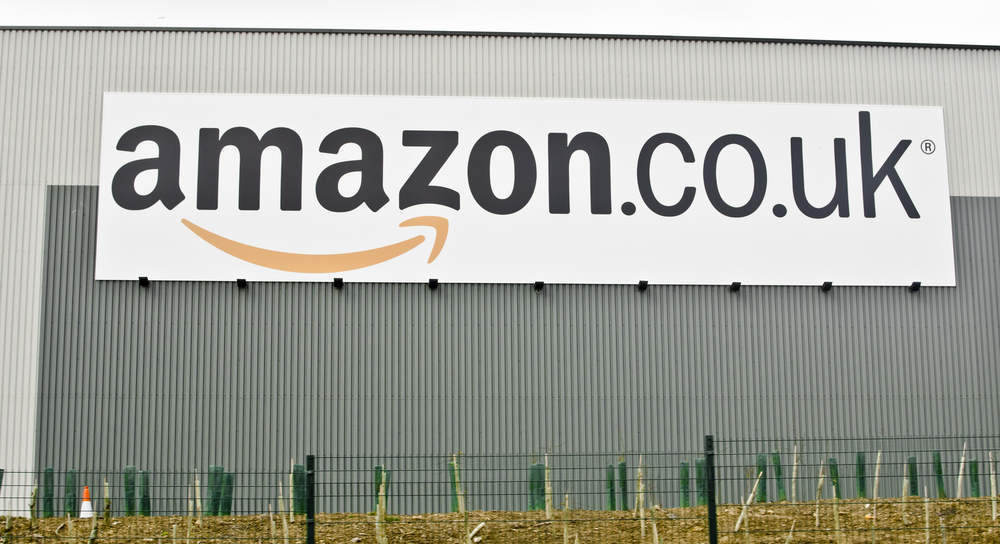 Amazon UK revenue is growing at its fastest rate since 2011