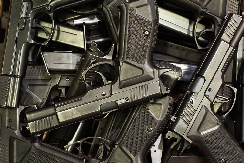 American gun control laws