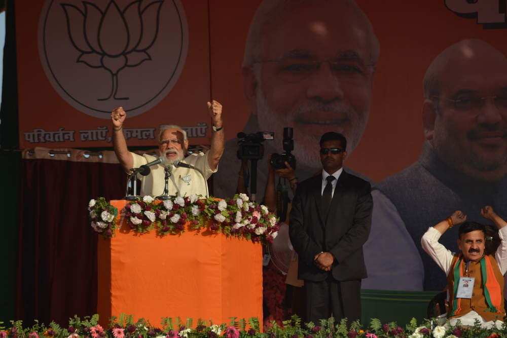 India budget: Modi plans populist giveaways ahead of national elections next year