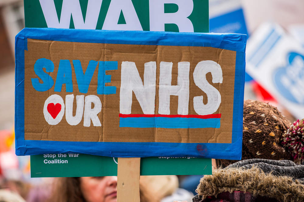 """NHS staff: Trump's attack on the """"broke"""" NHS has hit too close to home"""