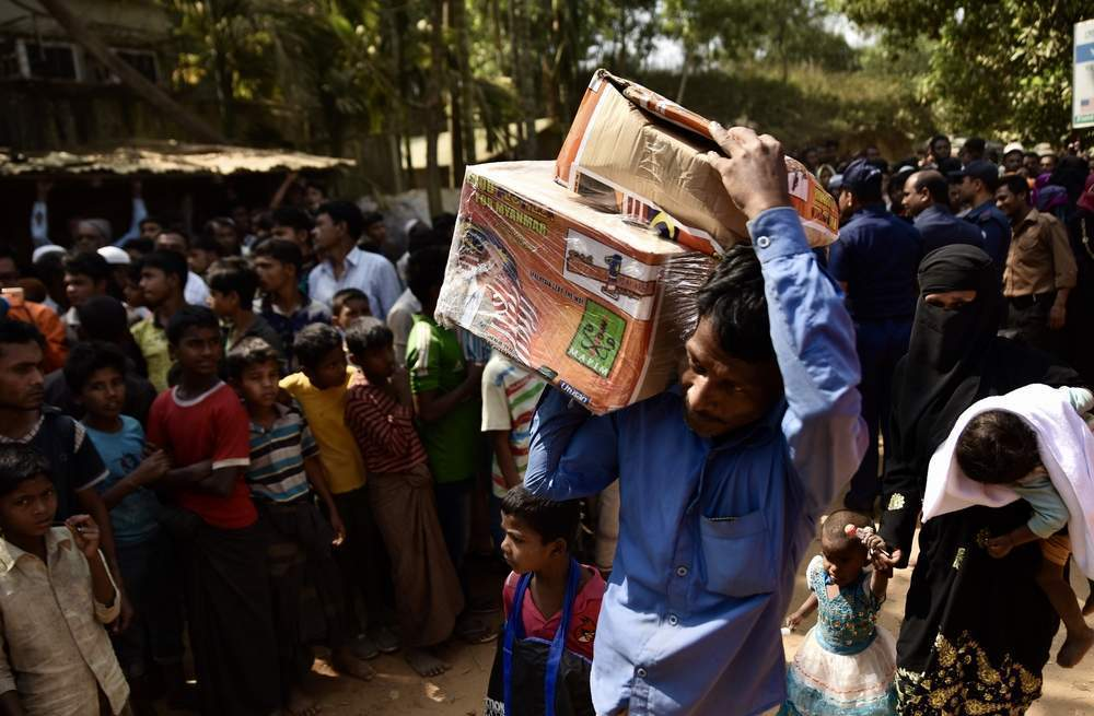 UK foreign aid budget: how much does the UK send overseas and where does the money go?