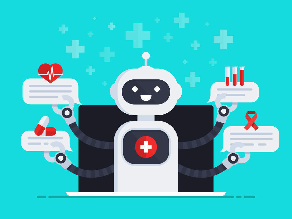 AI is exploding into healthcare — here's how it's being used