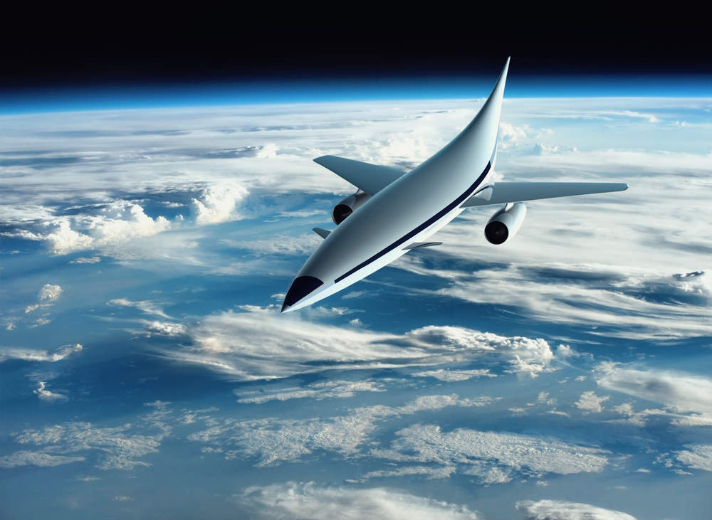 China Hypersonic Plane