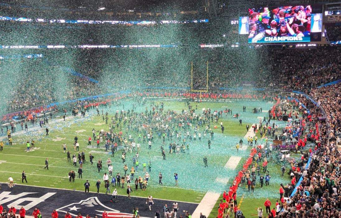 Philadelphia Eagles Super Bowl - Verdict