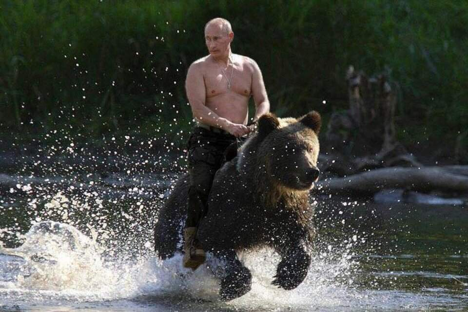 Putin's PR campaigns: How he made Russians love him