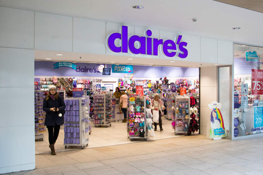 Claire's bankruptcy blamed on 56-year-old brand's failure ...