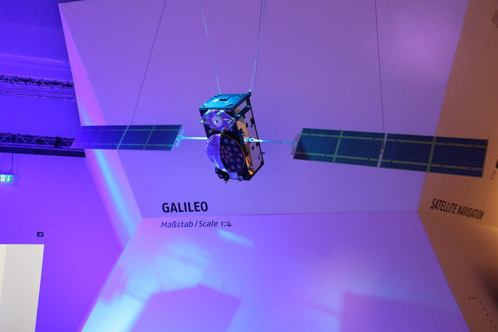 The UK may be excluded from the Galileo satellite program due to Brexit