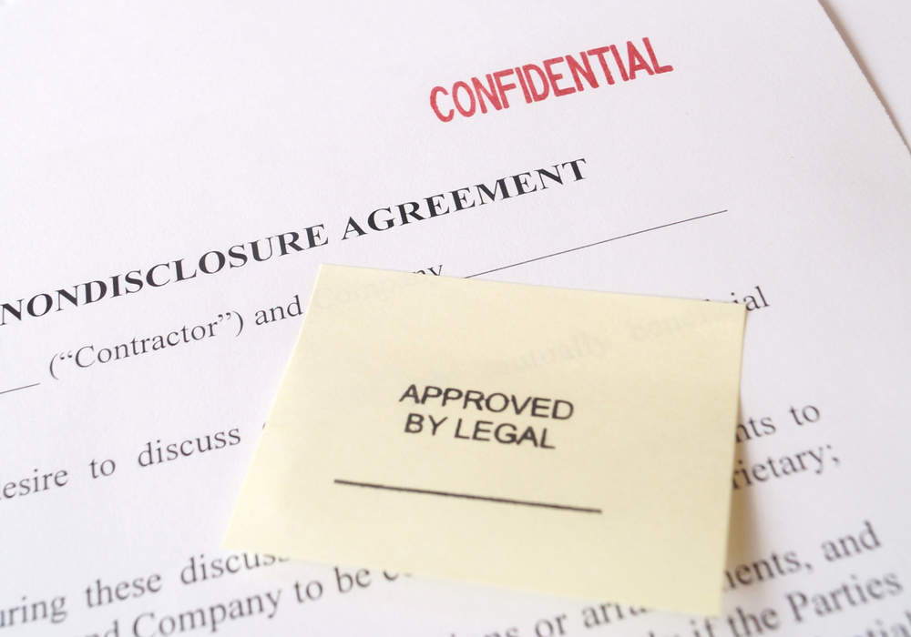 Is It Time To Ban The Non Disclosure Agreement Verdict
