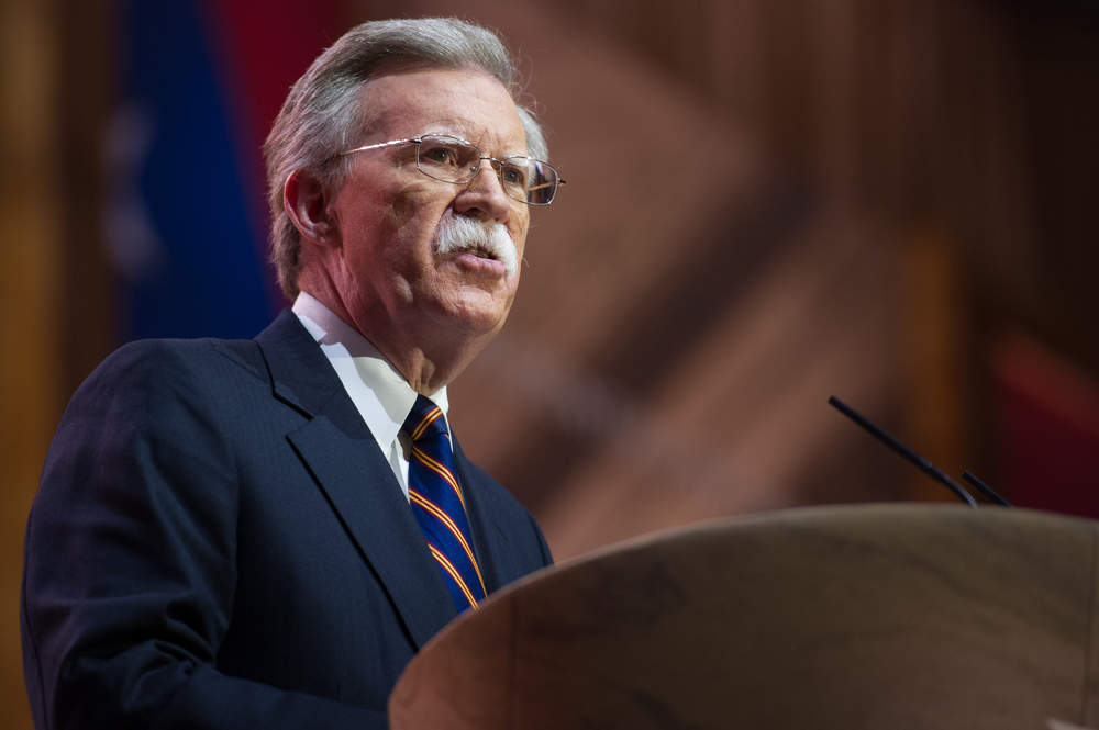John Bolton quotes - Verdict