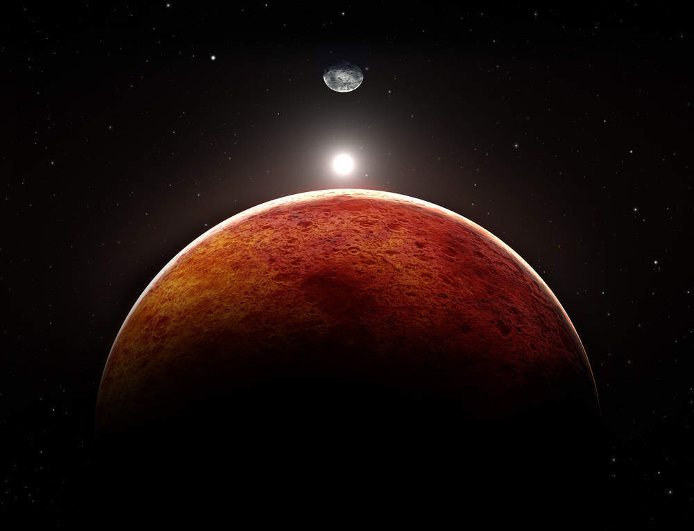 Could wind power be harnessed for future Mars missions?