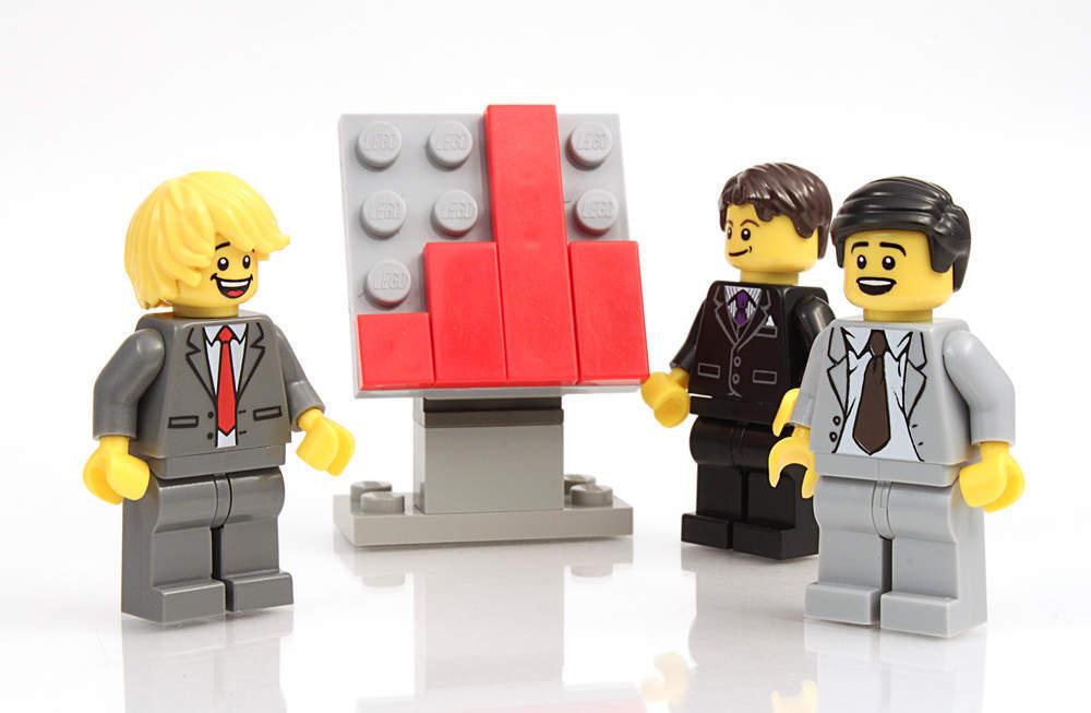Lego CEO