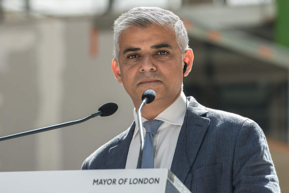Sadiq Khan new homes affordable housing