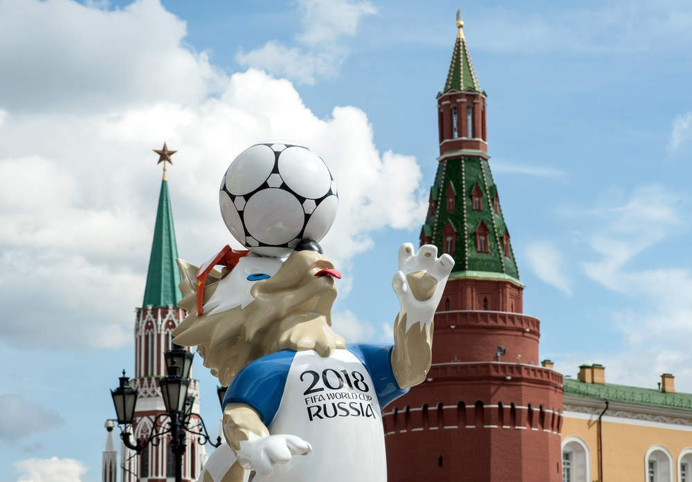 With 100 days to go, is Russia ready to host the 2018 World Cup?